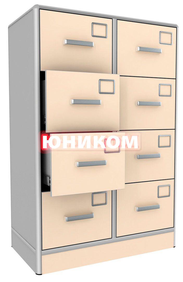 Шкаф картотечный ШК-1 (Серия ИДЕАЛ)