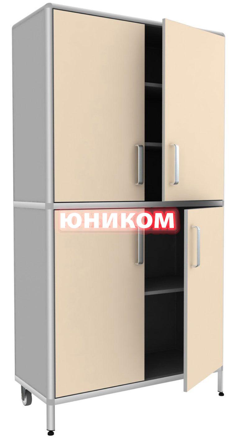 Шкаф для химических реактивов и лабораторной посуды ШЛ 1-2 (Серия ИДЕАЛ)