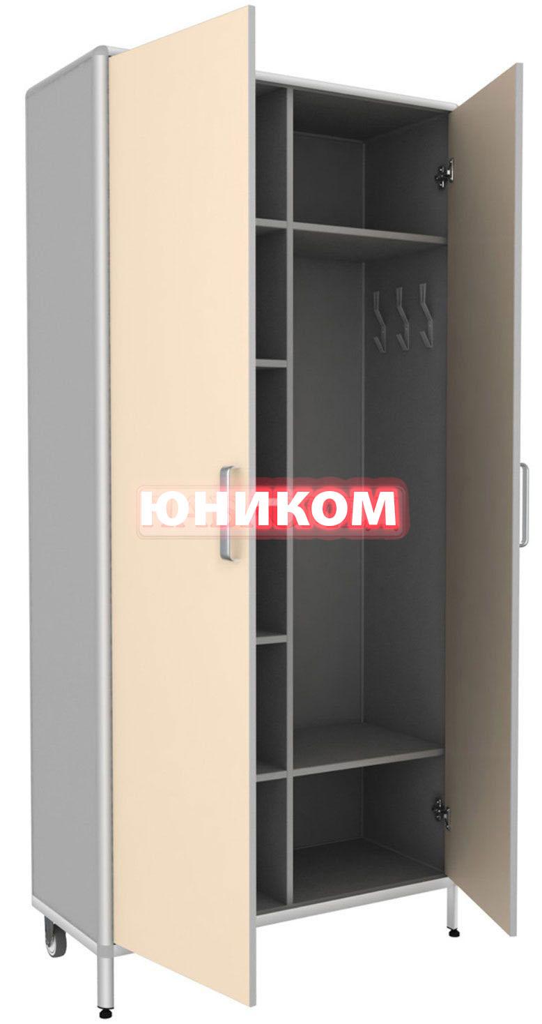 Шкаф для хозяйственного инвентаря ШХИ-1 (Серия ИДЕАЛ)