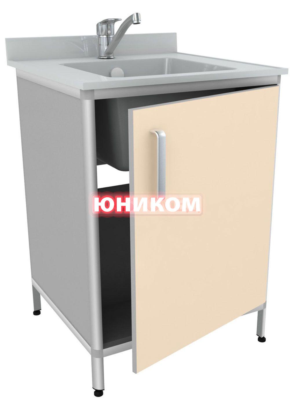 Стол-тумба с мойкой СТМ-1 (Серия ИДЕАЛ)